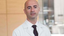 Wassim Abida, MD, PhD, of MSKCC