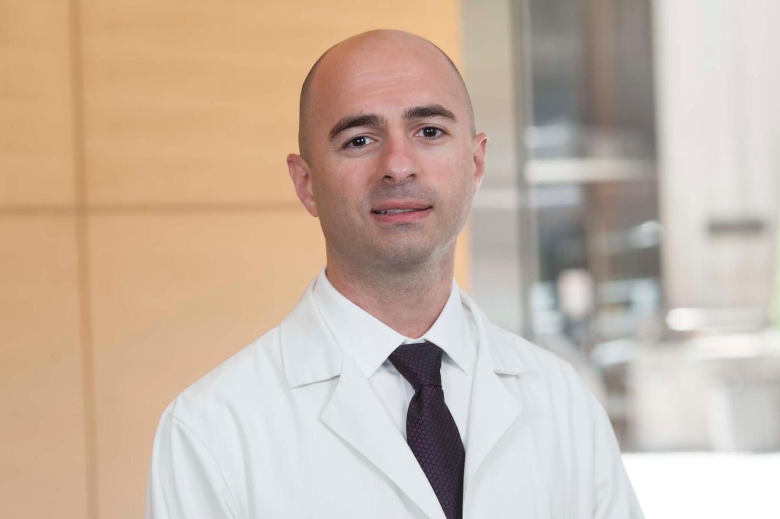 Wassim Abida, MD, PhD, of MSKCC