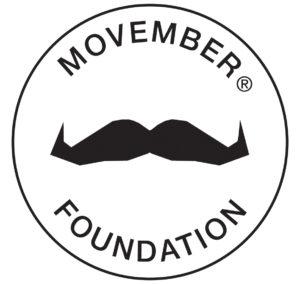 MOF-QFB241 Movember Foundation Iconic Mo_Logo_Black