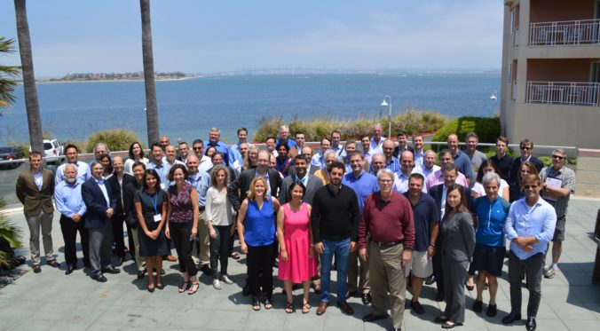 2016 CHPCA Meeting attendees