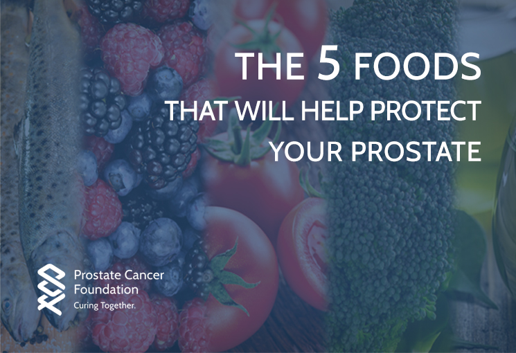 5 Foods to Help Protect Your Prostate