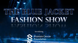 Blue Jacket Fashion Show