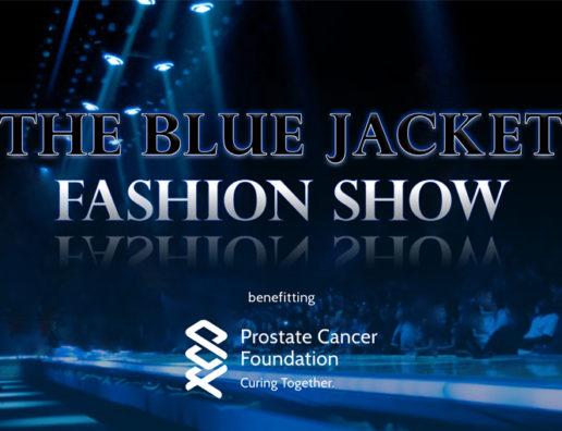 Blue Jacket Fashion Show