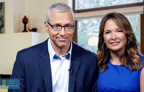 Dr. Drew and Susan Pinsky PSA airing on Wonderama