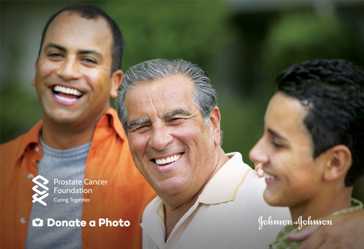 Donate a Photo to Fund Prostate Cancer Research