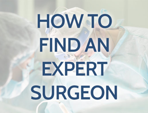 How to Find an Expert Surgeon